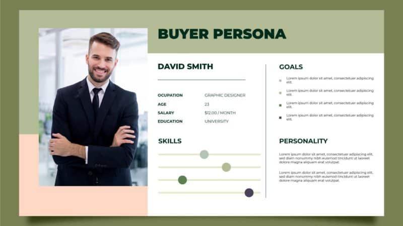 que es un buyer persona
